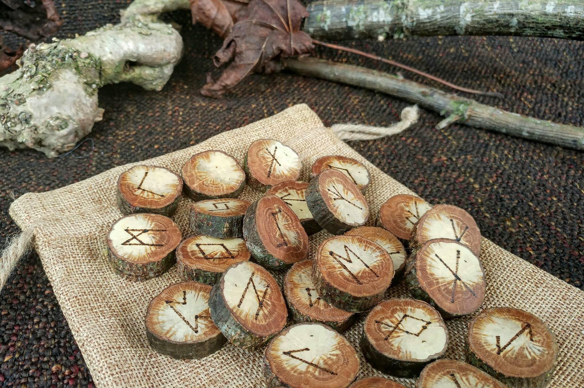 Using the UR Rune to Manifest Love, Wealth, and Health